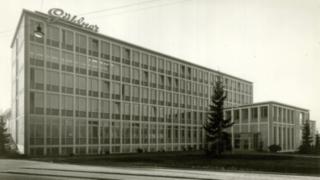Gueldner building in Aschaffenburg